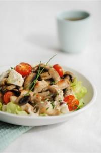 Salade-de-champignons