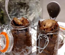 Chutney de champignons